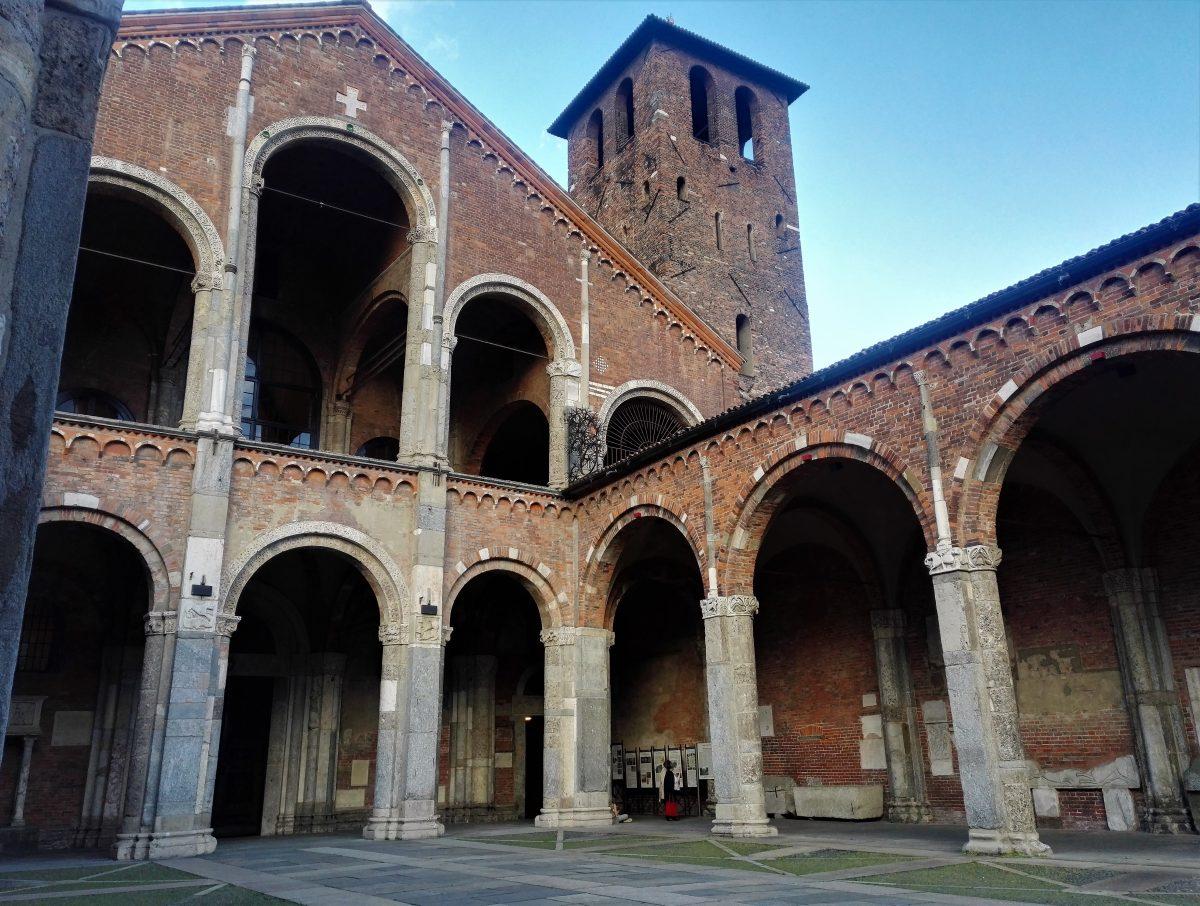 Kirche St. Ambrogio